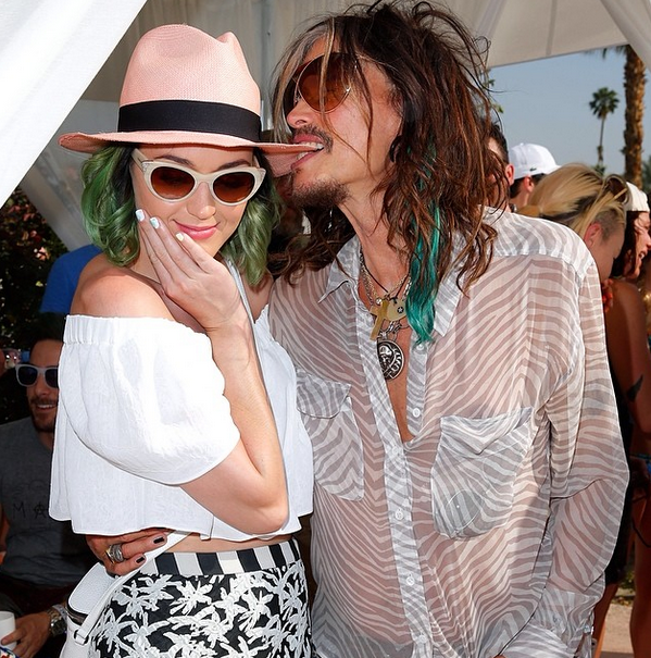 Celebrities Hit Up Coachella 2014
