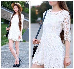 lace dresses for women