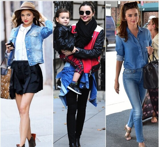 Blue Denim Shirts