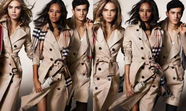 2014 Burberry Autumn & Winter Series