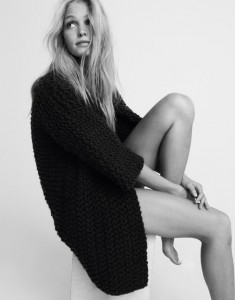 Batwing Sleeve Knitted Cardigans