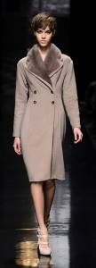 Womens Wool Trench Jacket