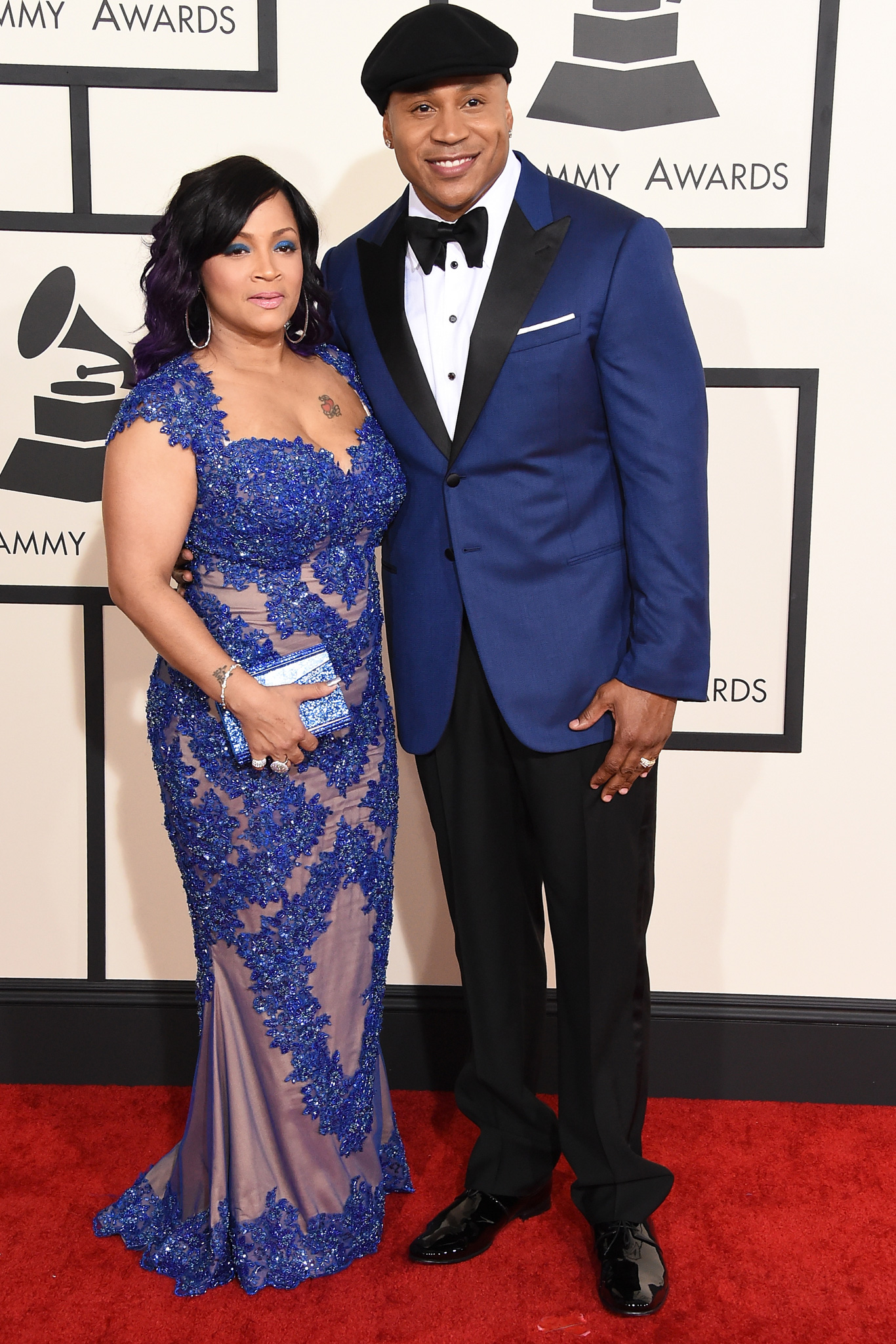 2015 Grammy Awards Red Carpet