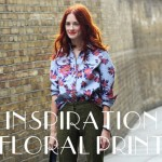 floral printed fashion