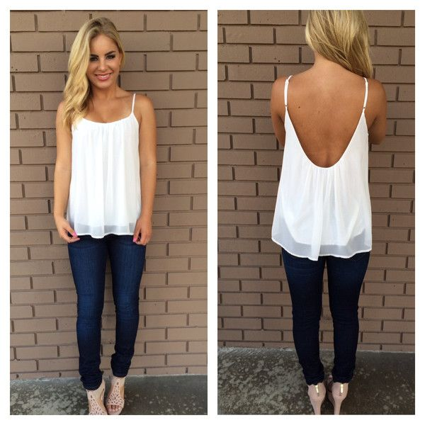 fashion tank tops