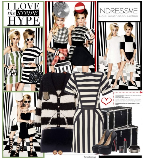 stripe fashion