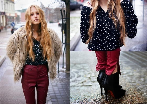 star print fashion