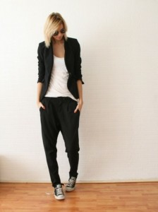 women harem pants fashion