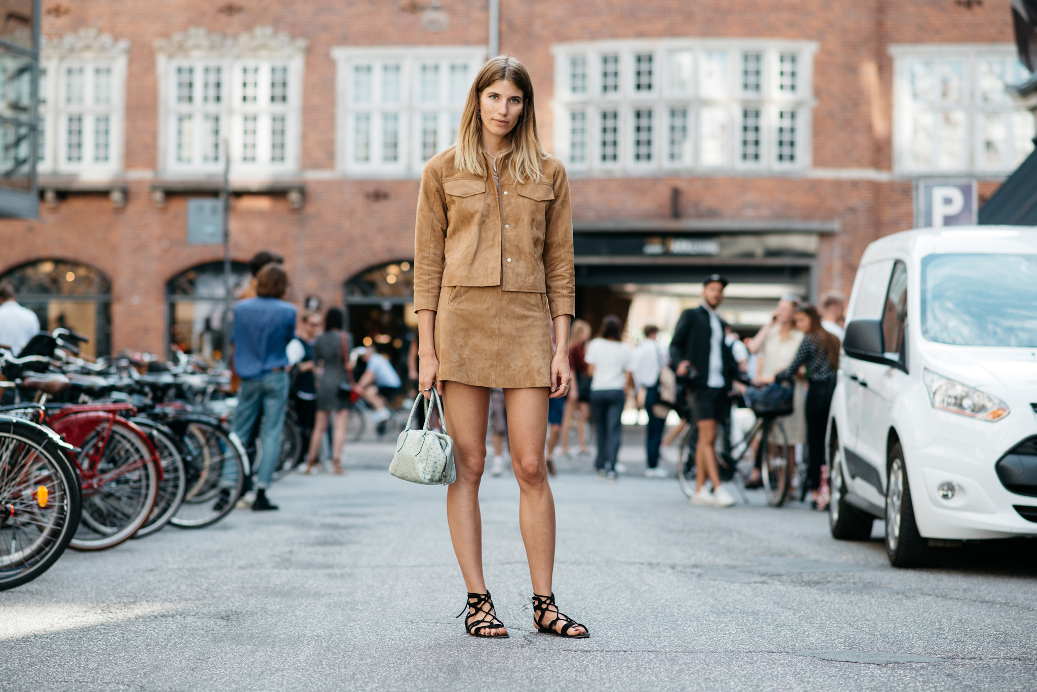 Copenhagen Fashion Week Snaps