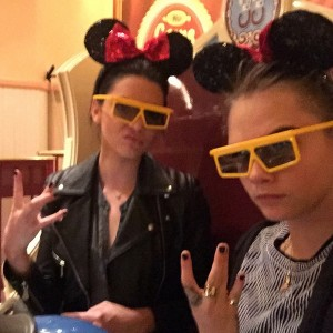 Disneyland Dressing-up Fashion