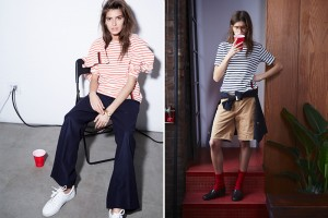 Kule stripe fashion