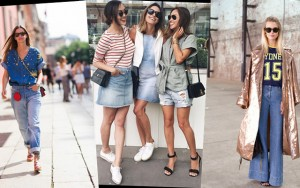 women denim fashion
