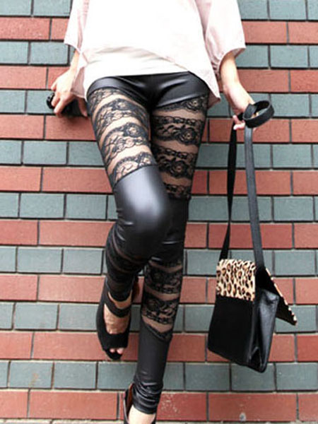 Lace Legging Pant
