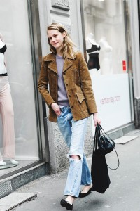 fashion suede coats