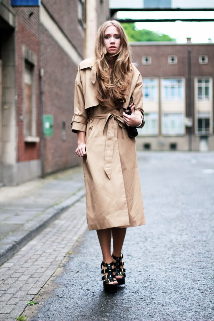 women trench coats