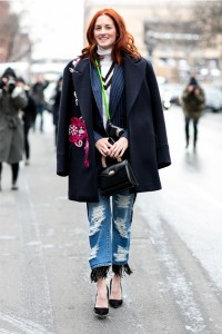 women winter fashion