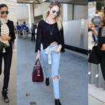 VS model-off-duty looks
