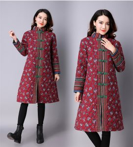 Women Thicken Coat