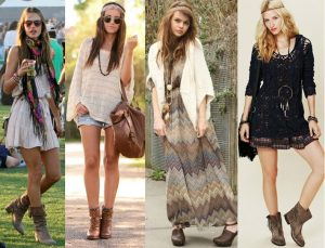 Bohemian Leather Boots